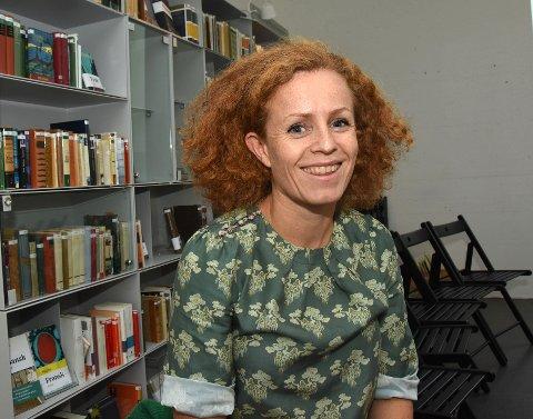 Avanserer: Solveig Hirsch går fra å være nestleder til å bli leder på Hamsunsenteret med virkning fra 1. oktober.