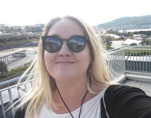Silja Björklund Einarsdóttir.