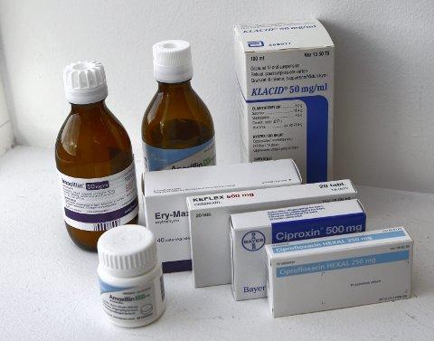 BEKYMRING: – Det er kritisk å ha effektiv antibiotika når det trengs. Overforbruk er noe alle må ta innover seg, sier kommuneoverlege Terje Christiansen i Grue.