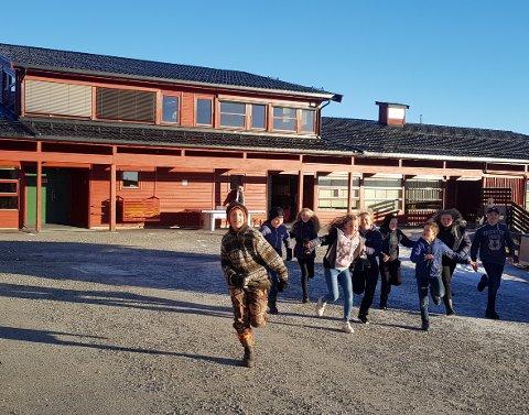 LEGGES NED:Ungdomstrinnet ved Skåbu Oppvekst er vedtatt nedlagt. Skjalg Ulset reagerer på at gamle mobbesaker er brukt i debatten.Arkivfoto