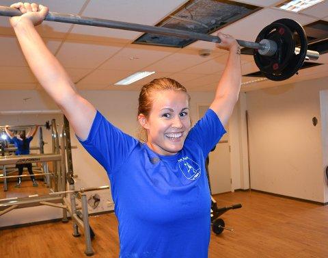 DRØMMELAG: Martine Kjøniksen Moen har opplevd mye på håndballbanen, men de beste minnene er fra tiden i Halden. Det bærer også hennes drømmelag preg av.