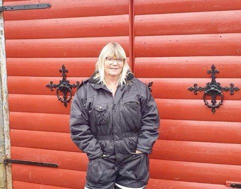 ISOLASJON: Barnehagestyrer Hege Kristin Lund Aas (59) i Munkerudtoppen barnehage har gitt opp et sosialt liv så lenge koronasmitten pågår.