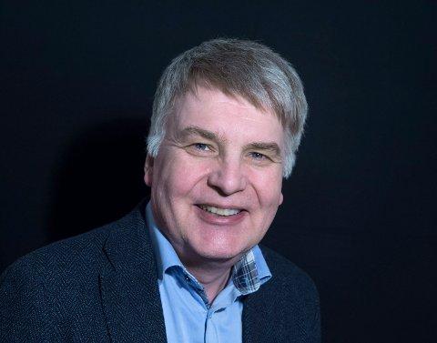 Erik Sønstelie, ansvarlig redaktør og daglig leder i Oppland Arbeiderblad.