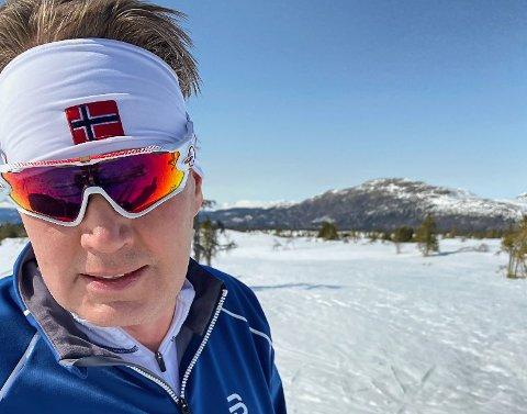 LETTET: Ottar Øygard innrømmer at  varslersaken mot ham og skiskytterkretsen har vært en belastning.