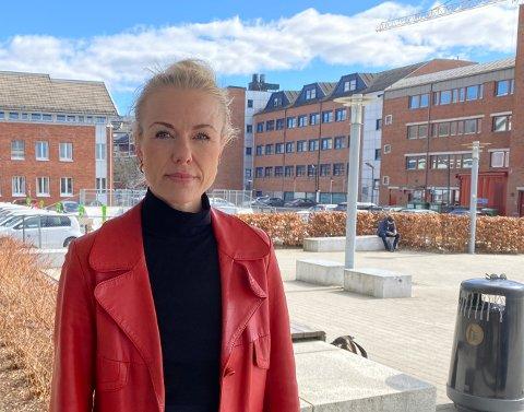 FIKK MEDHOLD: Kommuneoverlege Kerstin Anine Johnsen Myhrvold fikk medhold av kommunestyret i Nordre Follo om at skolene nå kan gå over på gult nivå igjen.