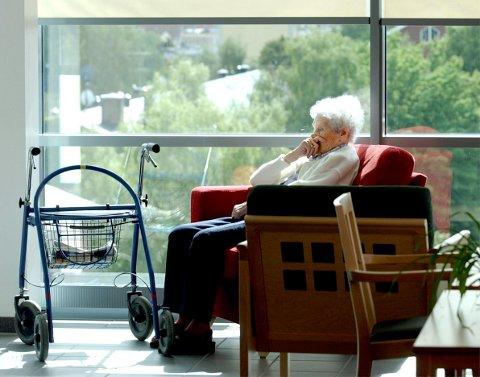 UFINT: Diskriminerende og nedsettende holdninger til eldre har vært en del av samfunnsmoralen i årevis, skriver Bjørn A. Jenssen.
