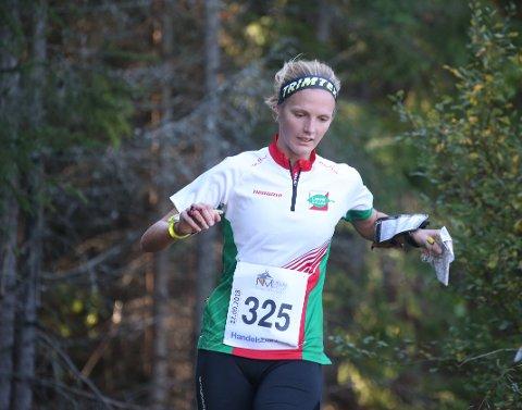 VIDT SPEKTER: Runa Fremstad gjør det også bra på tradisjonell orientering i skogen, men det er på sprinten hun satser mest. FOTO: ERIK BORG