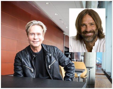 FAN: – Først nå, i en alder av 52, tørr jeg endelig å si at jeg er Drama-fan, sier Christer Falck (innfelt i bildet), som mener at Per Kristian Indrehus ikke har fått den anerkjennelsen han og Drama fortjener.