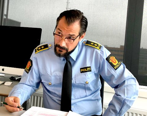 Politiadvokat Haris Hrenovica i Øst politidistrikt.
