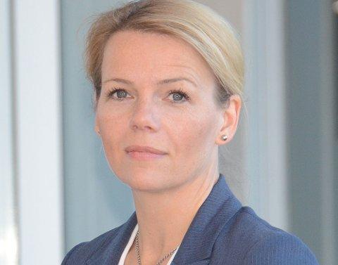 Studieansvarlig ved Nordlandssykehuset, overlege og infeksjonsspesialist Hanne Winge Kvarenes.