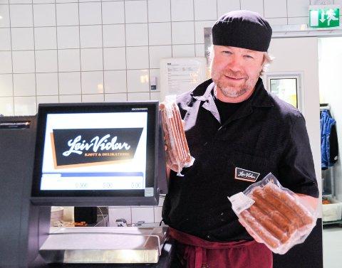 Jon Gulbrandsen har jobbet hardt for å få Leiv Vidar slakterforretning på beina. Nå har han levert oppsigelse.