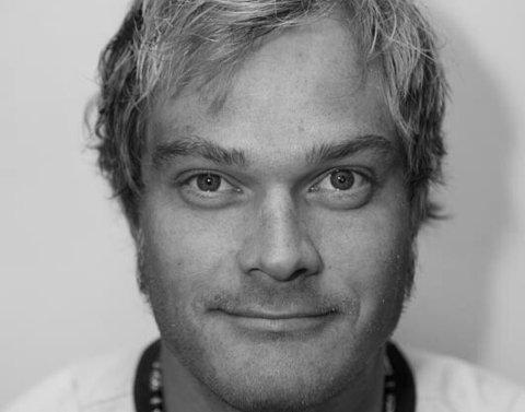Preben Sparre-Enger (47) er ny digitalleder i Ringerikes Blad.