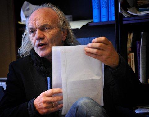 I FENGSEL: Med tre fyllekjøringer på et år bar det rett i fengsel for advokat Harald Otterstads klient.