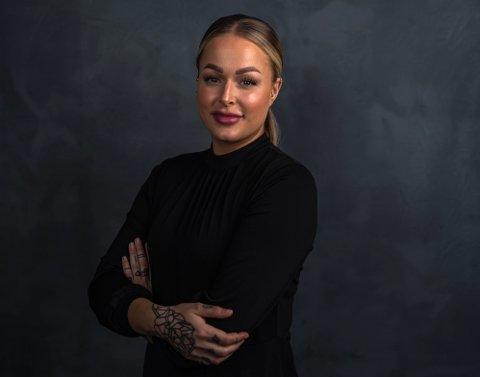 REST: Anne-Kine Schultz (31) fra Notodden er restaurantsjef på trendrestauranten REST i Oslo.