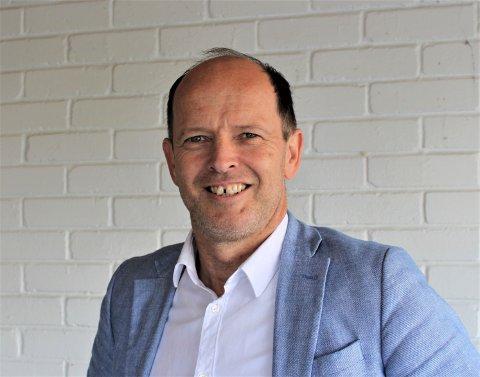 Harry Valderhaug er innstilt på 1. plass på KrF sin liste til liste stortingsvalget i 2021.