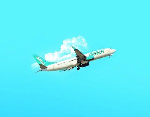 Til sommeren vil Detur fly to ganger i uken til Hellas og Tyrkia fra Kvernberget.