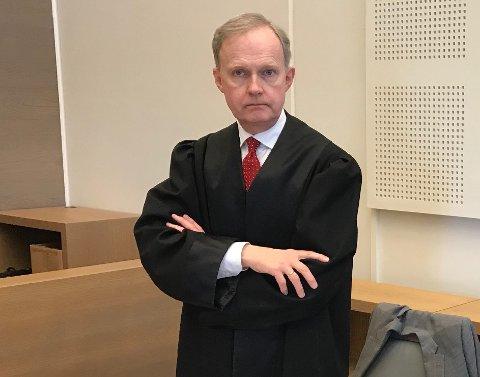 BOSTYRER: Advokat Arne Birger Krokeide. Arkivbilde/OA