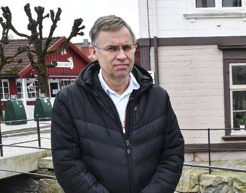 Kommuneoverlege Hans Tomter har i dag blitt varslet om et nytt smittetilfelle i Tvedestrand. Arkivfoto