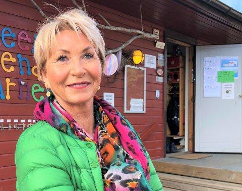 Sensitiv: – Jeg har alltid vært litt «rar» og høysensitiv, forteller Kari Ostad. Det lever hun godt med.