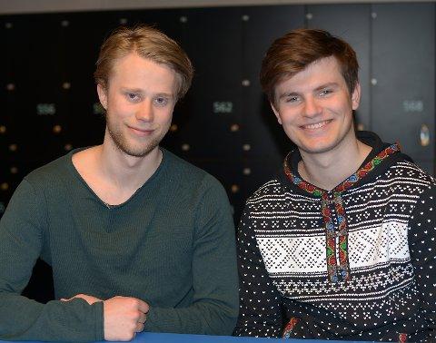 Ådne Frengstad og Nathaniel Berget intervjuet forfatter Per Petterson, med hans bok Menn i min situasjon.