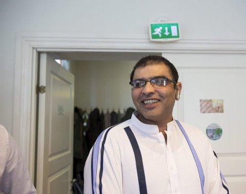 Sajjad Younas er leder i Bergen moské.
