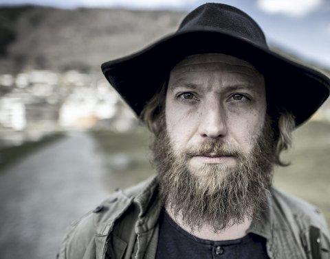 Jørgen Sandvik er på Voss denne helgen