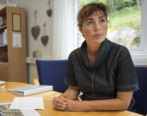 Hilde Hagenes Christensen, styrer for Betanien rehabilitering og sykehjem.
