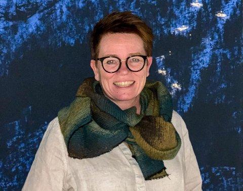 LEIAR: Linda Hovland er dagleg leiar i Framtidsfylket.