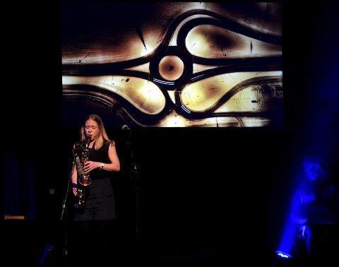 Konsertforedrag: Saksofonist Ida Rønshaugen skal holde konsertforedrag om Sigrid Undset, Kristin og Jenny på Bjerkebæk.