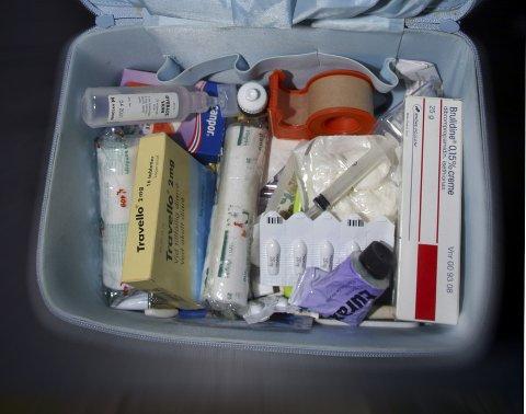 KampANJE: Alle oppfordres til å rydde i medisinskapet.