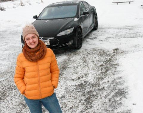 TESLA: I våre øyne er Tesla den perfekte bil.
