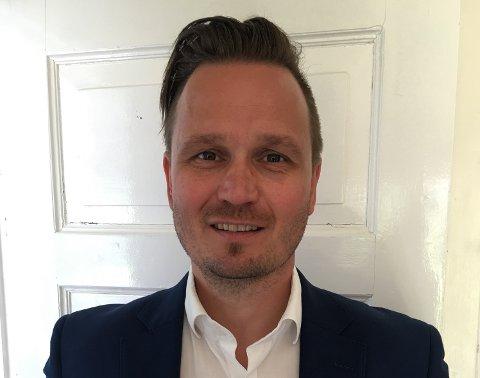 Ken Tollaksen fra Sandnessjøen.