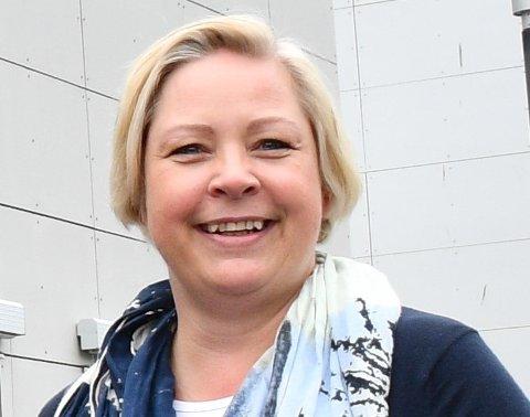 Banksjef for Sparebanken Vest i Kvinnherad og Bømlo, Vivi Loftheim.
