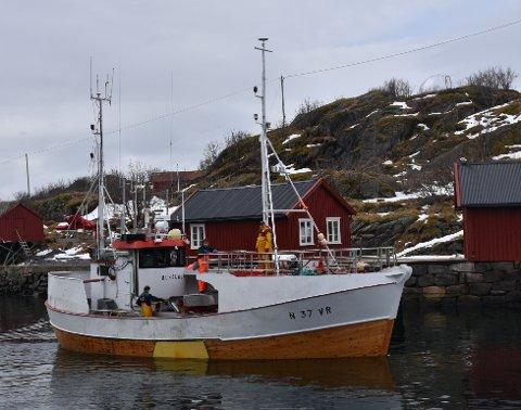 """GODT ÅR: Selskapet Buholmen AS leverte et godt resultat i 2019. De eier og driver """"Buholmen"""" som er bygget i 1967."""