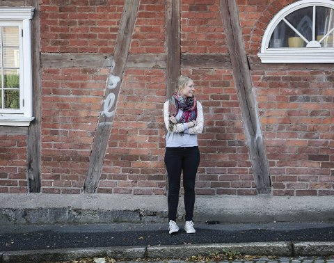 Kampklar: Heidi Norkvelde fra Kvelde står på listetoppen til Tunsberg bispedømme for Åpen folkekirke. Foto: Siw Nakken