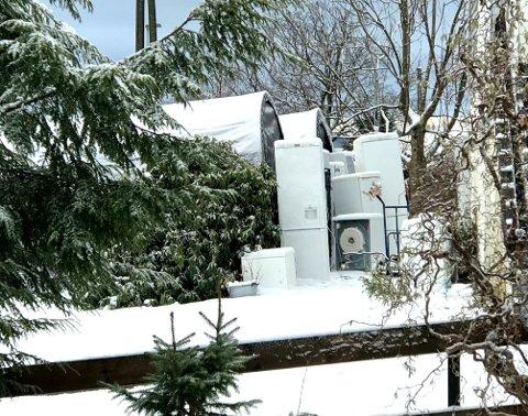 Denne bruken av en Nøtterøy-hage får naboene til å reagere