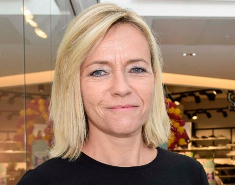 Senterleder på Kuben, Anne Trine Høibakk.
