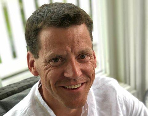 BYTTER JOBB: Jarle Hildeskår har fått ny rektorjobb.