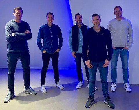 ÅPNER SENTER: Anders Jacobsen samarbeider med Just Padel og åpner padeltennis på Helgelandsmoen i april.