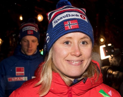 Lenzerheide, Sveits 20191227.  Ragnhild Haga er klar for Tour de ski. Foto: Terje Pedersen / NTB scanpix