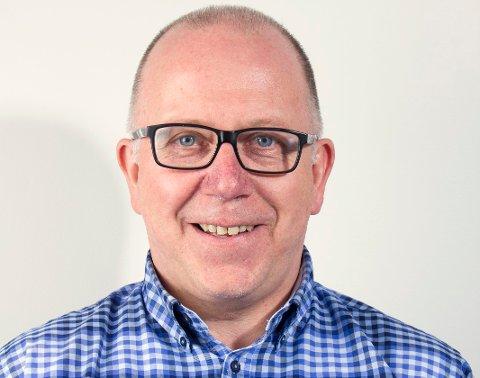 OVERTAR: Vidar Gustavesen er konstituert som ny leder av Viva IKS fra 1. juni.