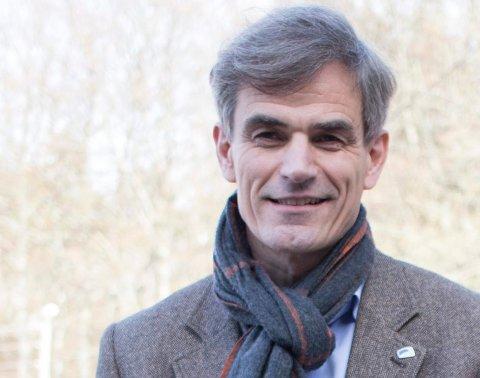 MEST PÅ BOK: Ingen i Sandefjord kommune hadde større formue enn ordfører Bjørn Ole Gleditsch i 2017.