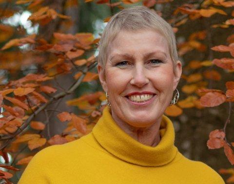 TILBAKE: Kristin Saga er tilbake i jobb etter brystkreftbehandlingen.