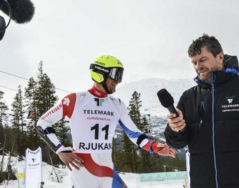 UENIG: Kjell- Gunnar Dahle sier at OL i Telemark skal være en fest der verten ikke bare er ute etter å tjene penger.
