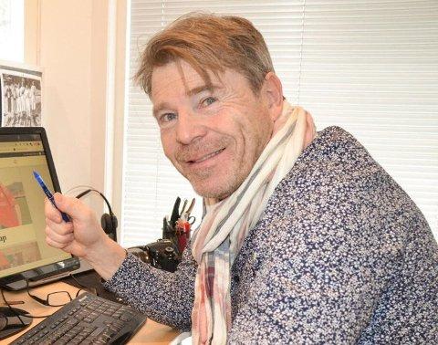 JURIDISK BISTAND: Norsk redaktørforening vil gi rådgivning og juridisk bistand til Jan Magne Stensrud. Forrige uke ble han sagt opp.
