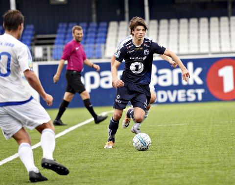 Sander Lille-Løvø scoret tre for KBK 2.