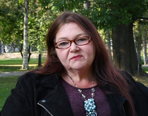 SER FRAMOVER: Anne May Kvernmoseter har vært åpen om sine tannproblemer. Nå ser hun frem til å snart slippe smilet løst. ARKIV