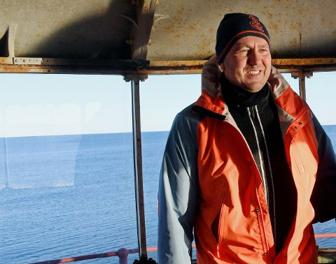 Hans Olav Sørensen fortsetter som leder av Møkkalassets venner. Arkivfoto