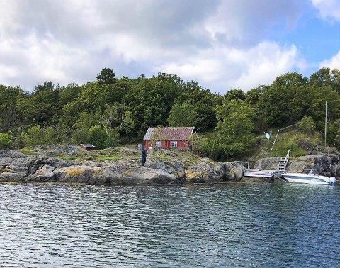 Tvedestrand kommune har svart advokaten som representerer eierne av denne hytta. Arkivfoto