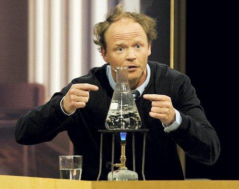 Harald Eia kommer til Skandinaviafest for å snakke om kulturmannen.